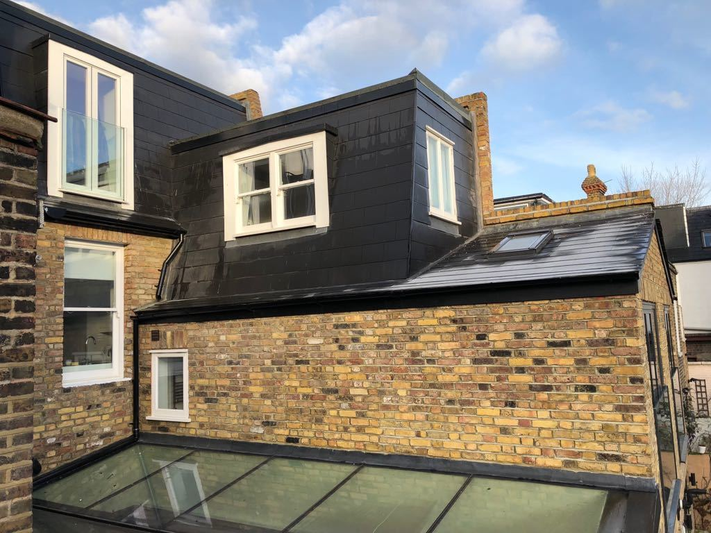 LOFT CONVERSION IN CHISWICK
