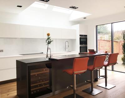 Woitek house renovation