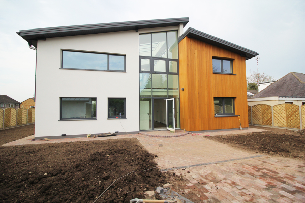 CONTEMPORARY HOUSE IN LEICESTER