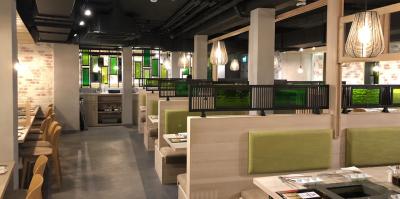 Commercial refurbishment London