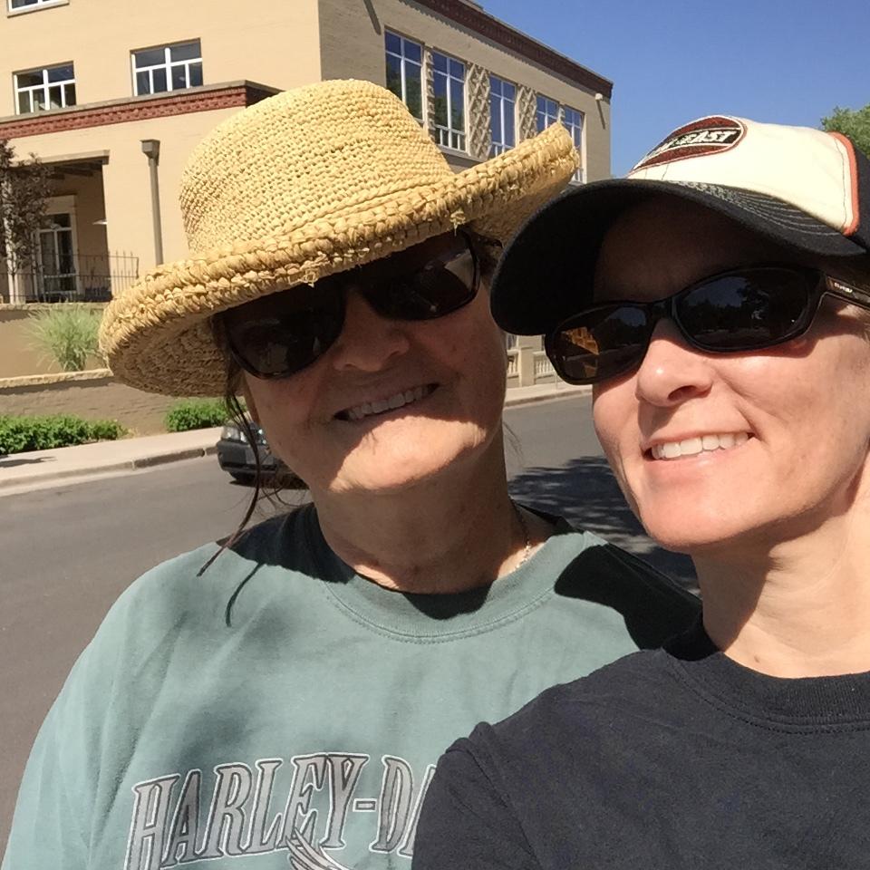 Loving time in Santa Fe, New Mexico