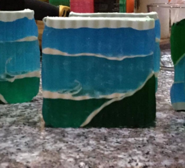 Oceans Soap