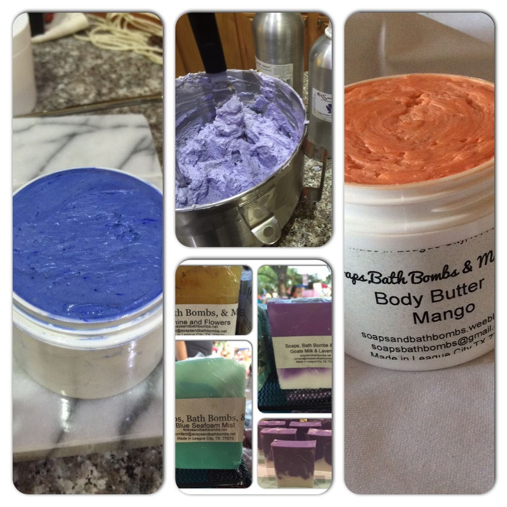 Soaps and Body Butters