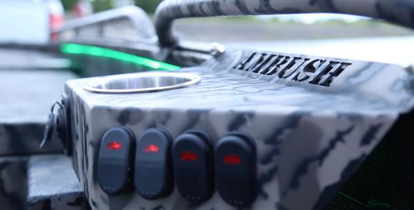 Ambush Switch Panel