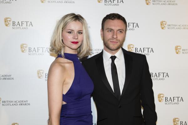 David Elliott Best Actor 2015 at BAFTA Scotland