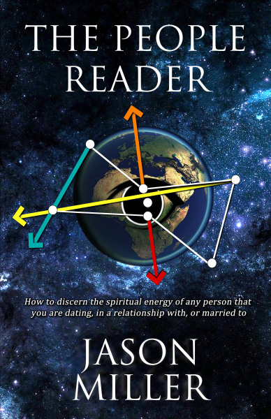 """Jason Miller's 4th book, """"The People Reader"""""""