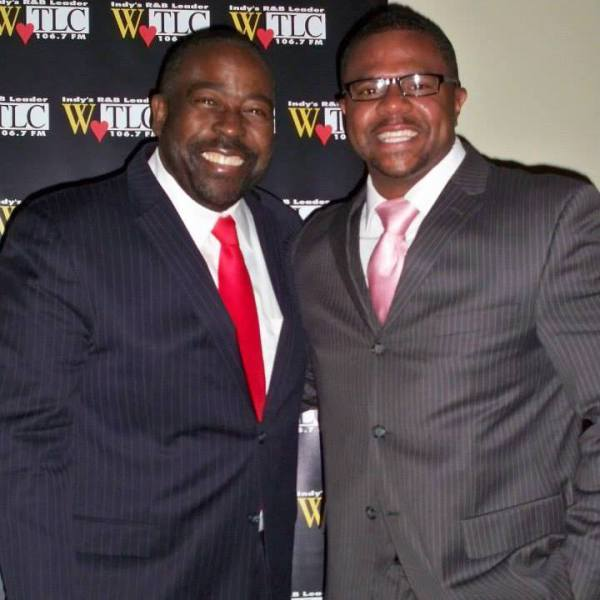 Jason Miller & the great Les Brown
