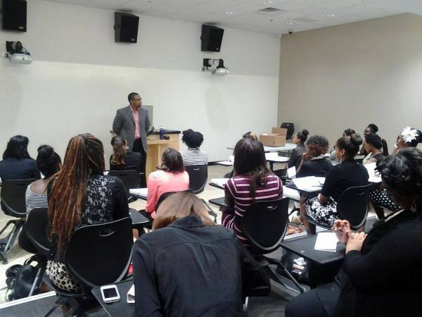 Young women's relationship empowerment workshop