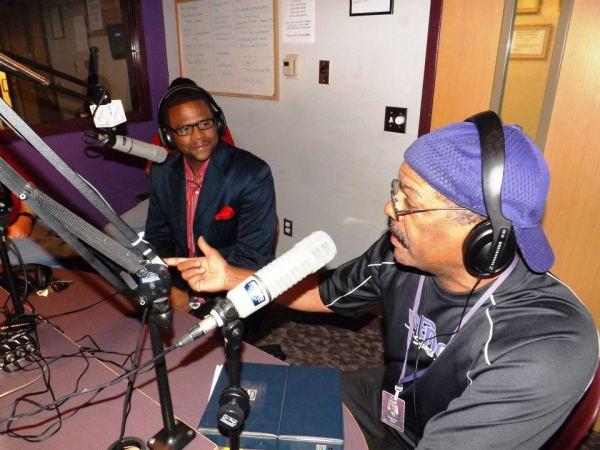 Jason Miller & Emerson Allen (Ben Davis High School Radio)