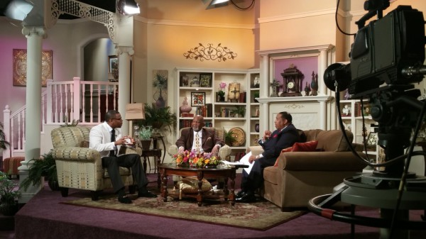 TBN Interview (with my father and Bishop Tyson)