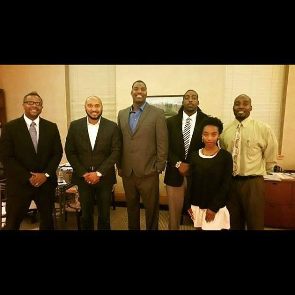 Pastor/Deputy Mayor, Dr. David Hampton partnering with T.I.P.P. to empower Indianapolis young adults