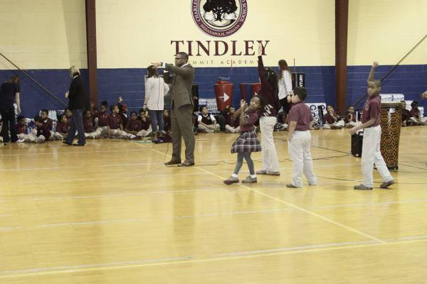 Charles A. Tindley Accelerated School Speech