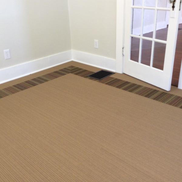 Trim & Door Restoration and Carpet Tiles