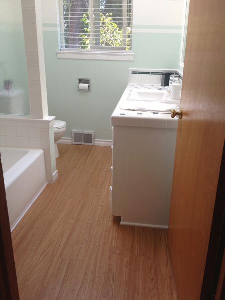 Bathroom Flooring & Tile