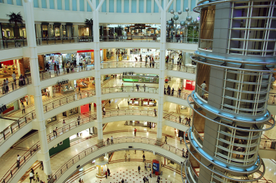 Promote multi-level retail locations?