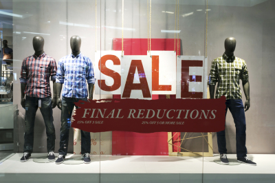 Attract shoppers to store's promotions?