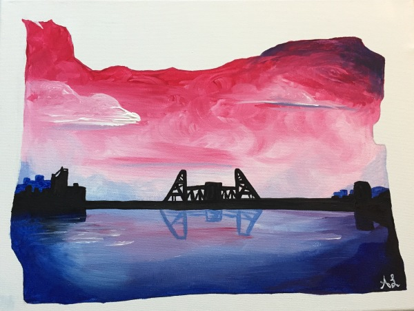 PAINT NIGHT AT JAKE'S PLACE