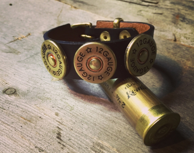 New Shotgun Shell Bracelet added to site