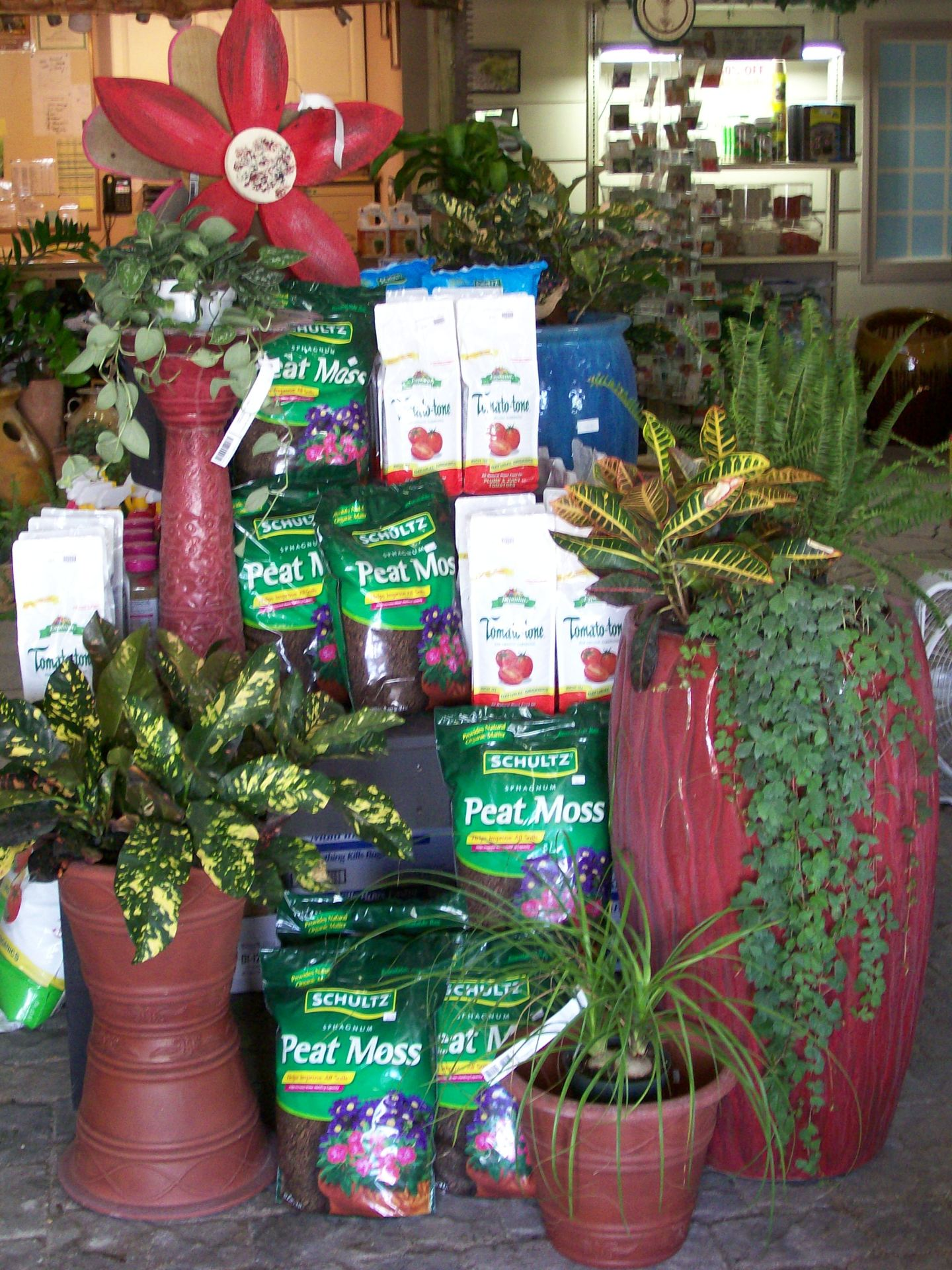 Garden Center Supplies