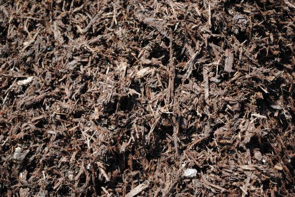 Bulk Brown Mulch