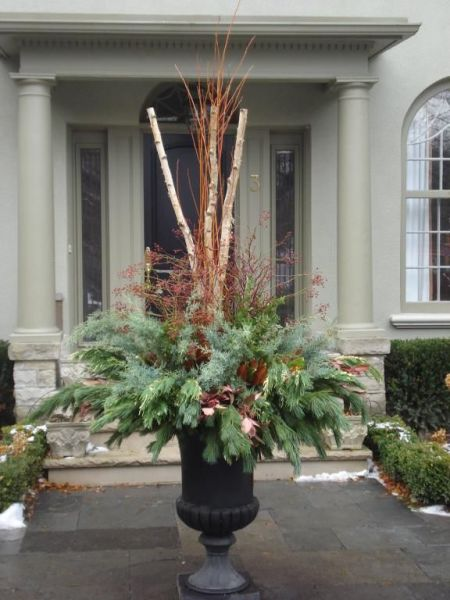 How to make Holiday Arrangements