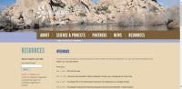 Desert LCC Webinars page