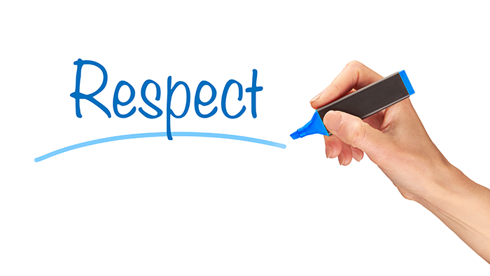 DIVERSITY REQUIRES RESPECT