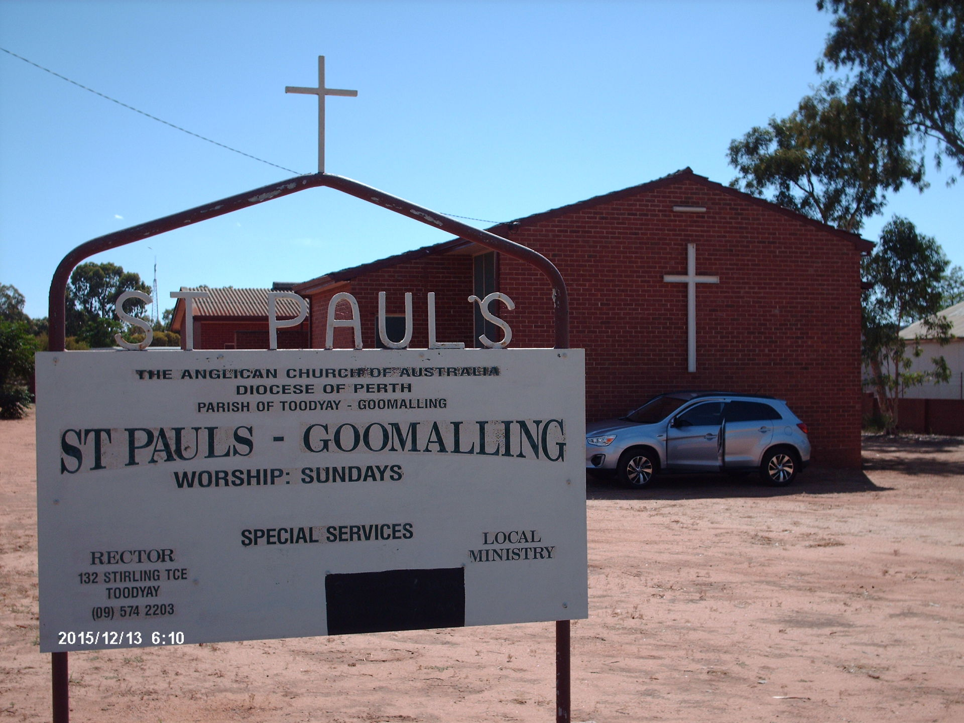 St Paul's Goomalling