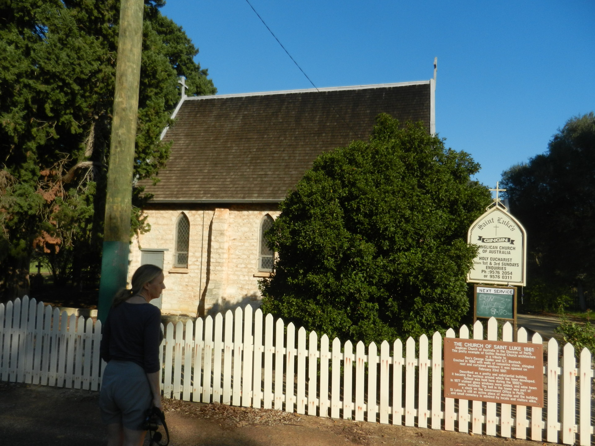 St Luke's Gingin