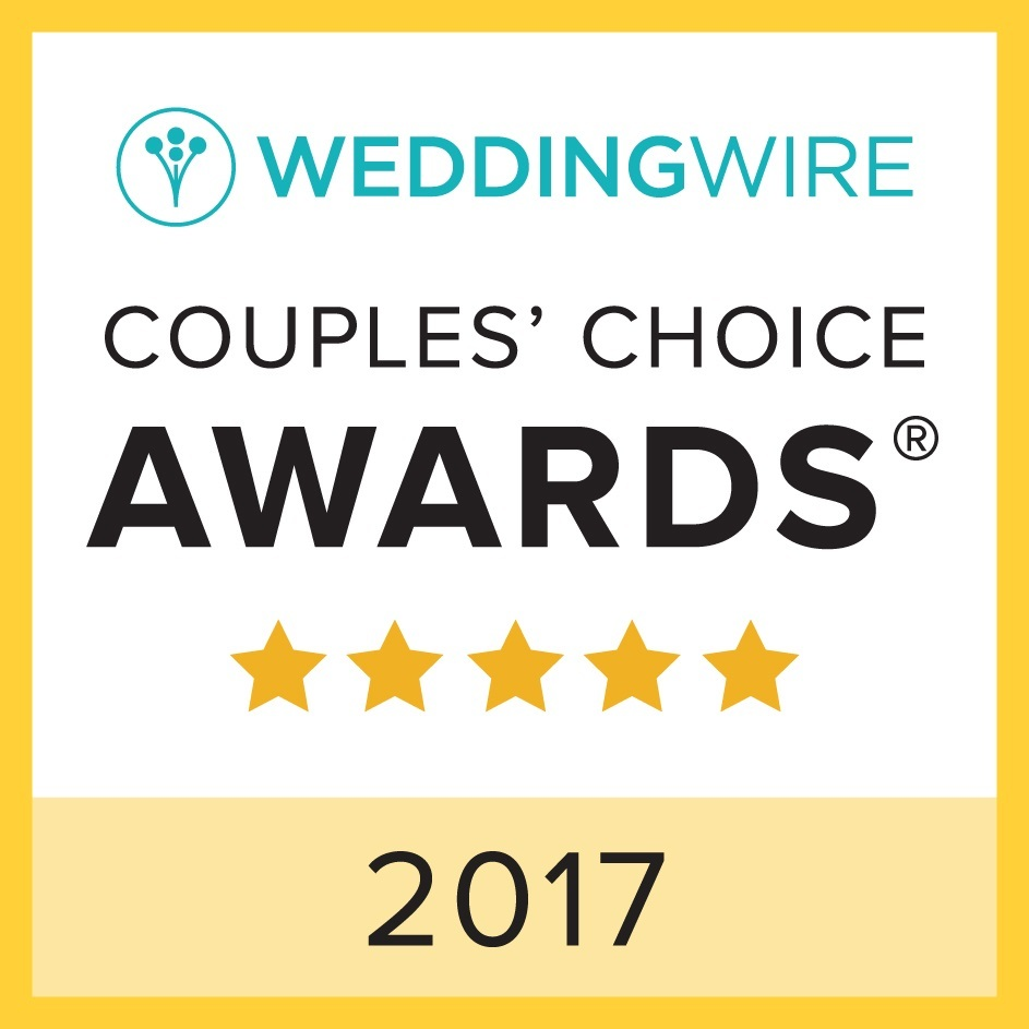 WeddingWire - Couple Choice Awards - Grand Rapids Michigan DJ Services