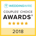 Wedding DJ Grand Rapids Michigan - WeddingWire Award