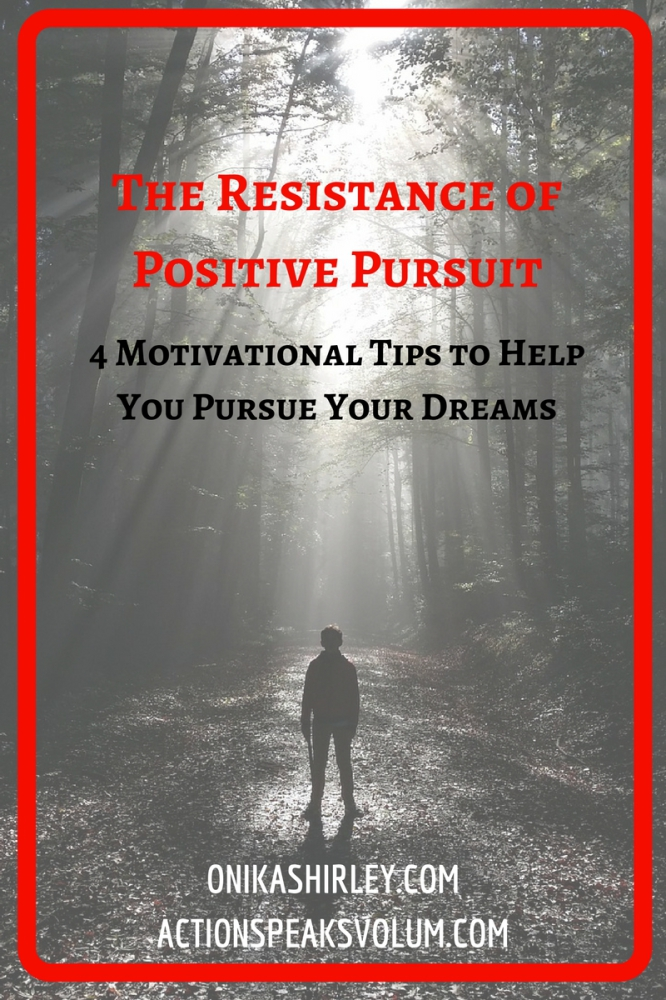 The Resistance of Positive Pursuit