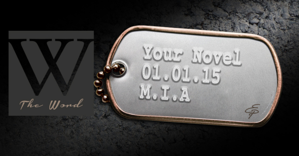 Missing In Action: Your Novel