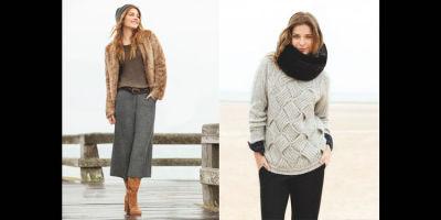 Winter getaway: good shopping