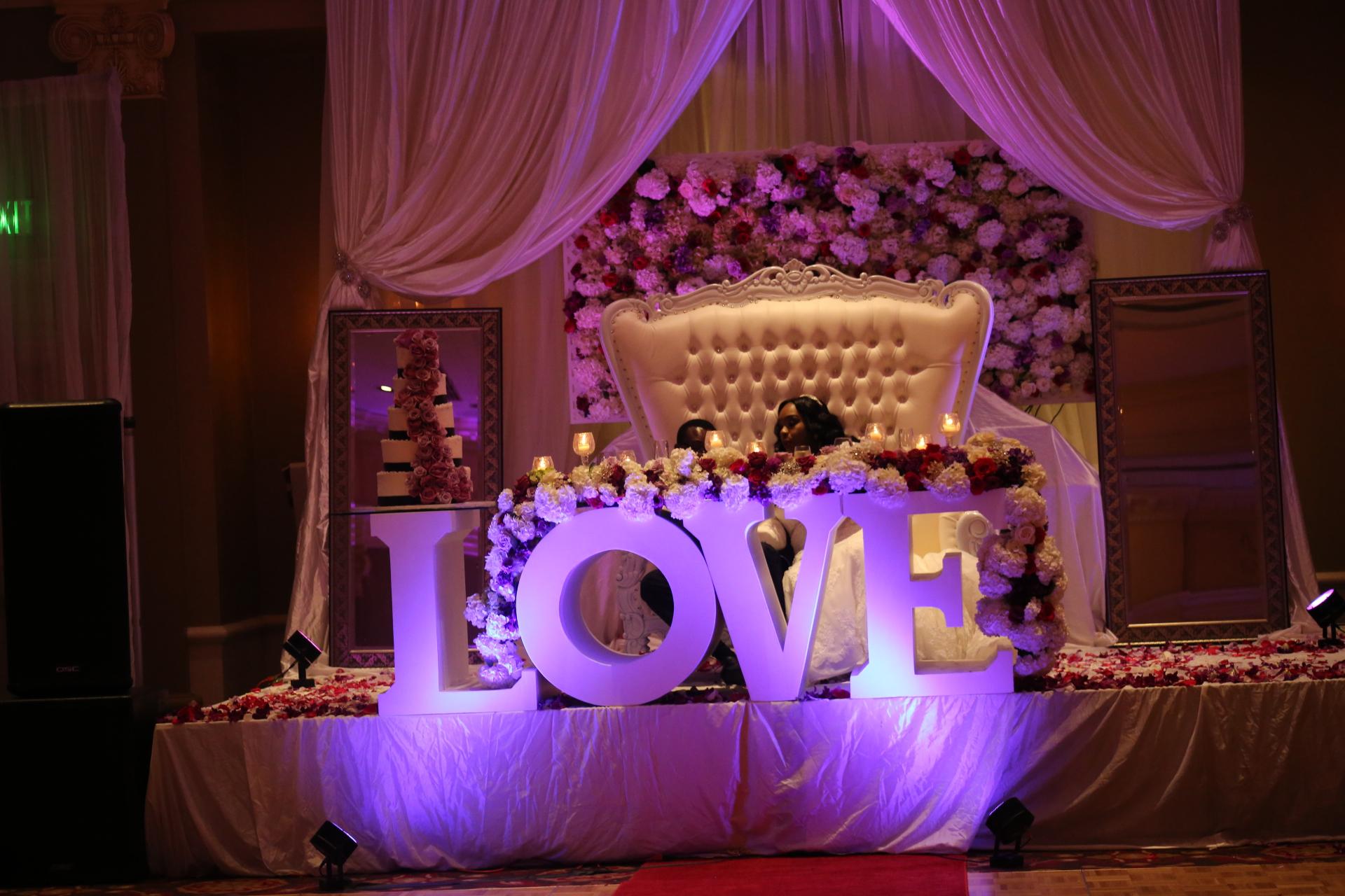 MaryBlossom Weddings and Rentals