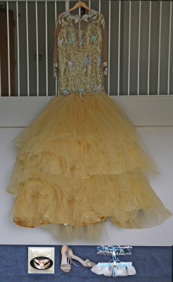 Zoe's dress