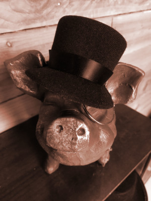 Crafty Swine