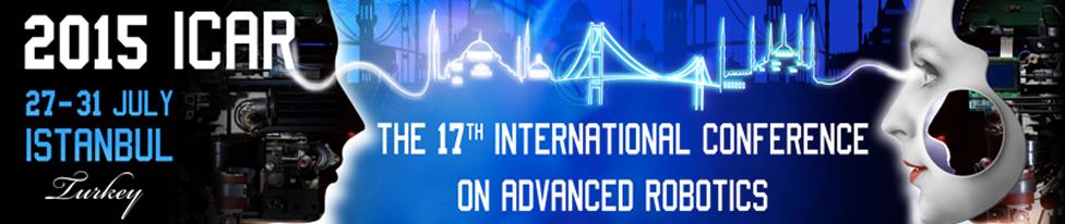 Organizing ICAR 2015