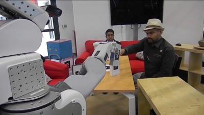 Human Cooperative Social Robot