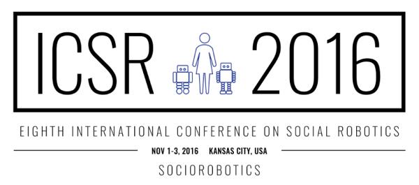 Organising Intl. Conf. on Social Robotics