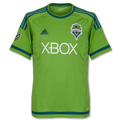 Seattle Sounders Home Jersey