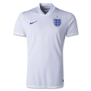 England Home Jersey