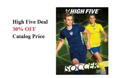 HIGH FIVE 30% OFF