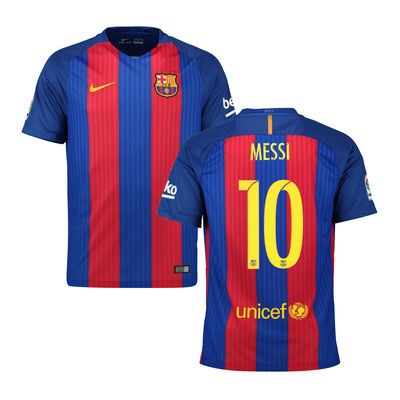 FC Barcelona Home Jersey-Messi