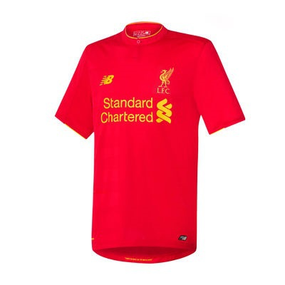 Liverpool FC Home Jersey