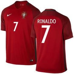 Portugal Jersey-Ronaldo