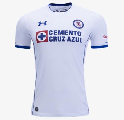 Cruz Azul Away
