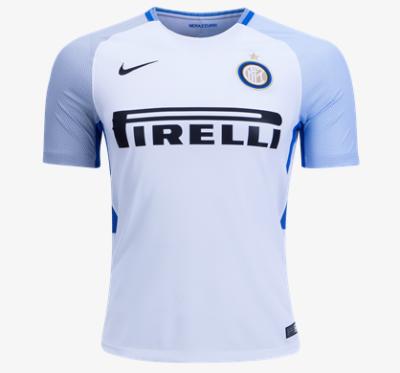 Inter Milan Away