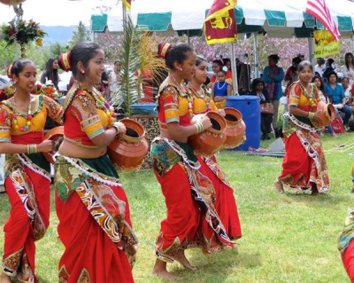 Angelenos celebrate Sinhala & Hindu New Year