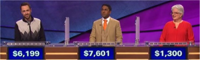 "Sri Lankan-American ""Jeopardy"" champ"